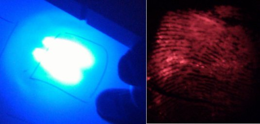 latentfingerprint detection